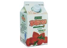 草莓汁饮料